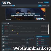 Najlepsze serwery Counter-Strike 1.6. 1cs.pl to jedno z większych i najlepszych forum cs jakie są w sieci Polskiej. Sieć serwerów 1cs.pl jest NAJLEPSZA!