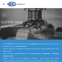 Cutter Tech Kobiór - Obróbka CNC, Obróbka skrawaniem usługi, Projektowanie CAD/CAM, Spawanie Śląsk - tel: 535-596-591, e-mail: office@cutter-tech.eu