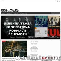 Codzienna dawka informacji muzyczny. Zapowiedzi płytowe i koncertowe. Recenzje nowych płyt i wydarzeń muzycznych.  Informacja ze świata popkultury. Subiektywne opinie o rynku muzycznym w Polsce.