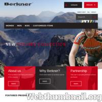 """Berkner jest producentem odzieży sportowej od 27 lat. Firma produkuje ubrania najwyższej jakości w atrakcyjnych cenach. Współpracuje z największymi dostawcami ubrań w Polsce i na świecie. Każdy klient jest dla nich bardzo ważny. Poziom kwalifikacji firmy został doceniony w wielu pismach branżowych, takich jak """"Podróże"""" lub japońskim """"Ski Journal"""". W swojej ofercie Berkner posiada 1200 produktów, prowadzi sprzedaż w 10 państwach. Zaprzecza światowemu trendowi tworzenia produktów krótkiej trwałości. Proces tworzenia ubrań przez firmę jest długi i mozolny, z dbałością o każdy szczegół."""