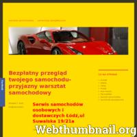 serwis samochodów ul Suwalska 19/21