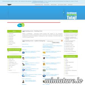 Witamy w iSuperKatalogSEO.pl - polskim projekcie SEO mającym na celu stworzenie profesjonalnego skryptu do katalogowania stron internetowych. Aby dodać stronę wybierz związaną tematycznie ze swoją stroną kategorię i podkategorię, po czym korzystając z formularza dodaj swój serwis do naszego katalogu. W naszym katalogu oferujemy swoim użytkownikom dodanie swojej strony do naszej bazy danych za darmo jak i możliwość dodatkowego wyróżnienia wpisu za niewielką opłatę. W ramach wpisu Gold(płatnego) wpis może znajdować się aż w 5 kategoriach, dodatkowo będzie w nich zajmował najwyższe miejsce, ponadto zostanie wyszczególniony w bocznym menu na stronie głównej i wyróżniony od innych wpisów indywidualną kolorystyką. ./_thumb/isuperkatalogseo.pl.png