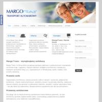 Firma Margo Trans oferuje wynajem autokarów, przewóz osób, przewozy autokarowe oraz autokary piętrowe. ./_thumb/margotrans.com.pl.png