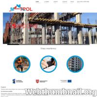Firma Matpol sp. z o.o. zajmuje się pracami ogólnobudowlanymi
