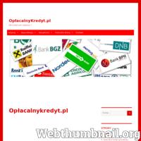 Opłacalny kredyt, najlepsza pożyczka, kredyt hipoteczny, konsolidacyjny, studencki, porównanie, aktualności, baza wiedzy na temat kredytów. ./_thumb/oplacalnykredyt.pl.png