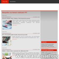 Informacje i wiedza na temat rozliczeń PIT Rozliczenia PIT od ręki - krótkie terminy i minimum formalności. ./_thumb/pitodreki.pl.png