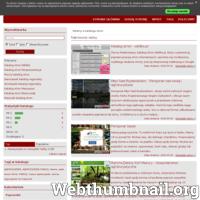 Pozycjonowanie strony - lista darmowych przyjaznych stron Internetowych, aktualizowana na bieżąco. Dodaj swoja stronę do katalogu już teraz !!! Tutaj znajdują się przyjazne pozycjonowaniu wpisy stron www. Chcesz wy pozycjonować stronę, zwiększyć oglądalność - nie trać czasu dodaj swoją stronę do katalogu znajdujących się w spisie, pozycjonowanie strony. ./_thumb/seo.mazury.pl.png