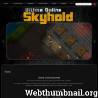 [AOS]UO Skyhold. Dedicated Europen hosting. Daily auto PvP/PvM events, great staff,Balanced PvP and PvM system, Auto Acc, Patch 7.0.47.0.The server is in beta-testing. Come and Join Us!