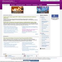 Portal eNeuropsychiatria.pl to wachlarz informacji dotyczących psychiatrii jak i neurologii. Kategorie tutaj przygotowane przedstawiają schorzenia układu nerwowego, w tym zespoły otępienne. Przeprowadzono badania gęstości kości u nastolatek cierpiących na anoreksję, a tu jesteśmy w stanie zorientować się jakie są ich efekty. Jest wiele publikacji dotyczących depresji. Publikacje odnoszące się do choroby Parkinsona mówią o używanej paroksetynie.