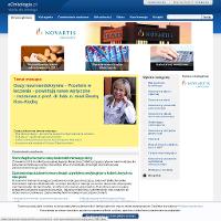 Kompetentne, fachowe wiadomości dla tych, dla których onkologia z rozmaitych względów stanowi temat zainteresowań (lekarze, studenci, osoby z nowotworem). Serwis eOnkologia.pl zamieszcza wszystko o chemioterapii, raku nerki, żołądka, piersi czy jelita grubego. Zachęcamy do czytania artykułów i obserwowania newsów o konferencjach medycznych. ./_thumb/www.eonkologia.pl.png