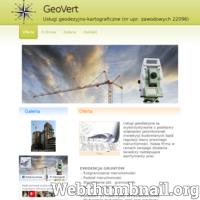 Geodeta, Podziały, wznowienia pkt. granicznych, rozgraniczenia, mapy do celów projektowych, wytyczenia, inwentaryzacje. ./_thumb/www.geodeta-rumia-wejherowo.pl.png
