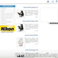 InLab jest firmą z ponad 20-letnim stażem, która zajmuje się dystrybucją zaawansowanych urządzeń i narzędzi kontrolno-pomiarowych. Marka specjalizuje się w sprzedaży takich sprzętów jak sejsmometry, drukarki CD, duplikatory, demagnetyzery. InLab jest również autoryzowanym dystrybutorem mikroskopów Nikon, dostarcza na polski rynek zarówno modele dydaktyczne jak i profesjonalne urządzenia wykorzystywane w laboratoriach. Firma współpracuje z klientami z całej Polski.