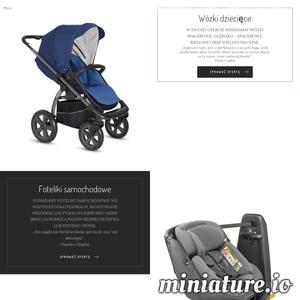 Nibyland - Bezpieczeństwo i komfort Twojego dziecka. Wózki dziecięce, foteliki samochodowe, krzesełka do karmienia, łóżeczka.