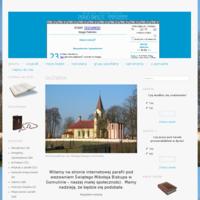 Witamy na stronie internetowej parafii Świętego Mikołaja Biskupa w Gomulinie. Znajdziesz tutaj ciekawe informacje na temat parafii oraz jej wiernych.