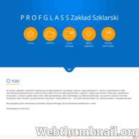 Prowadzimy usługi szklarskie. specjalizujemy sie w montażach szkła hartowanego, bezpiecznego, szkła z grafika oraz luster pod wymiar.  ./_thumb/www.profglass.pl.png