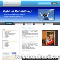Rehabilitacja dzieci i dorosłych mgr Marzenna Liczbik , Toruń ./_thumb/www.rehabilitacjatorun.com.pl.png