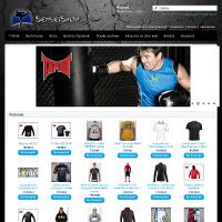 Ceniony sklep fitness Poznań - SenseiShop oferuje rozmaitego typu towary sportowe tj. buty Mizuno. Doskonałą propozycją są z pewnością oprócz tego torby sportowe i spodenki MMA. Sklep posiada spory zestaw obuwia sportowego, które jest wymagane w trakcie treningów. Sklep kooperuje z renomowanymi producentami, dzięki czemu proponuje niewygórowane ceny. Wszyscy klienci propozycji sklepowej mogą liczyć na specjalistyczne doradztwo. Właścicielami sklepu są osoby, które kochają sztuki walki i trenują od sporego okresu czasu. Sklep proponuje zarówno produkty skierowane zarówno do pań, jak i do panów. ./_thumb/www.senseishop.pl.png