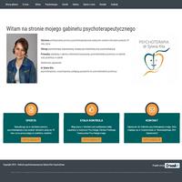 Udzielam profesjonalnej pomocy psychoterapeutycznej wyłącznie osobom dorosłym powyżej 18 roku życia. Oferuję psychoterapię indywidualną, terapię par/małżeńską oraz psychoedukację. Prowadzę szkolenia z zakresu interwencji kryzysowej, przeciwdziałania przemocy w rodzinie oraz przemocy w szkole. Serdecznie zapraszam. dr Sylwia Kita ./_thumb/www.sylwiakita.pl.png