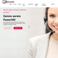 Masz problem z komputerem? Skorzystaj z usług serwisu komputerowego PowerON. Oferujemy bezpłatny dojazd do klienta oraz diagnozę usterki w Twoim domu! ./_thumb/www.tarnow-serwis.pl.png