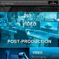 Specjalizujemy się w produkcji oraz postprodukcji filmów w technologii VR