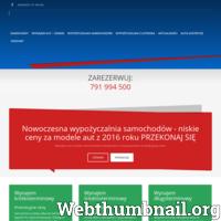 Wypożyczalnia samochodów Szczecin oferuje korzystne warunki wynajmu aut. Nowe modele samochodów z 2016 już od 49 zł/dobę. Zapoznaj się z naszą ofertą.