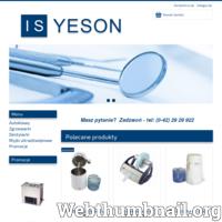 Sklep internetowy Yeson.eu oferuje autoklawy i inne urządzenia medyczne, które sprawdzą się wszędzie tam, gdzie wymagane jest zachowanie wysokich standardów dotyczących higieny – w gabinetach lekarskich, salonach kosmetycznych, salonach tatuażu, na salach zabiegowych. Dostępne w sprzedaży urządzenia są autoklawami klasy B, które spełniają wszystkie wymagania stawiane obecnie sterylizatorom parowym – posiadają certyfikat CE i objęte są gwarancją jakości producenta. Oprócz autoklawów w ofercie dostępne są również myjki ultradźwiękowe, destylarki do wody i zgrzewarki impulsowe.