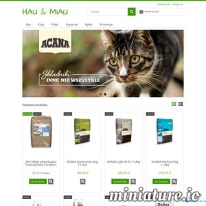 Twój internetowy sklep zoologiczny: karma i akcesoria dla zwierząt.  Artykuły dla psów i kotów w rewelacyjnych cenach!