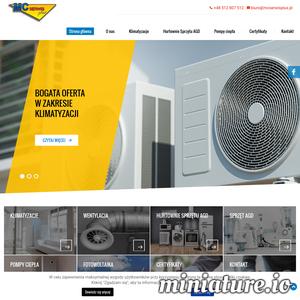 MC Serwis Plus to firma prowadząca sprzedaż, montaż i serwis  klimatyzacji.  Oferujemy również sprzęt AGD oraz zamienniki do urządzeń. Zapraszamy na  stronę! ./_thumb1/klimatyzacje-wentylacje.pl.png