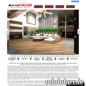 ArteHAUS to studio projektowania i aranżacji wnętrz, które oferuje profesjonalne wykonanie projektu Twojego wnętrza w niskiej cenie. Projekty tworzone przez naszych projektantów wnętrz wykonywane są w technologii 3D, dzięki czemu otrzymasz od nas realistyczną wizualizację zaprojektowanego przez nas wnętrza przed rozpoczęciem prac wykończeniowych. Możemy zaprojektować zarówno pojedyncze pokoje, jak i kompleksowo całe mieszkania oraz domy. Mamy przejrzysty cennik projektów wnętrz, bez ukrytych kosztów, który znajdziecie Państwo na naszej stronie internetowej. Zamówicie u nas w niskiej cenie projekty łazienek, kuchni, salonów, sypialni, pokoi dziecięcych, korytarzy oraz wielu innych. Jesteśmy internetowym biurem projektowym, dlatego też nasze stawki cenowe są niższe od innych stacjonarnych architektów. Zdalne wykonanie przez nas projektu online nie stanowi najmniejszego problemu. Ponadto do każdego projektu możemy wykonać projekt elektryki, hydrauliki, kanalizacji, sufitów podwieszanych,