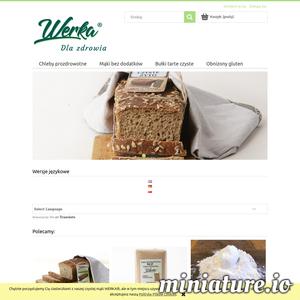 Werka® Pieczywo i mąki dla zdrowia