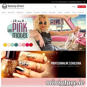 Beauty-ditrect jest hurtownią kosmetyczną o wieloletnim doświadczeniu, która ma swoją siedzibę w Wrocławiu. Specjalizujemy się głównie w zaopatrywaniu w produkty salony kosmetyczne, ośrodki SPA, a także specjalistyczne gabinety oferujące zabiegi odmładzające. Prężnie działamy na rynku już od 2007 roku. Oprócz sprzedaży wysokiej jakości produktów dla branży kosmetycznej, staramy się aby nasi kontrahenci byli coraz lepsi i konkurencyjni w swojej branży, dlatego też prowadzimy szkolenia z zakresu przedłużania oraz zdobienia paznokci, a także różnego rodzaju kursy i doszkalania w dziedzinie makijażu permanentnego. Poza tym uczymy jak obsługiwać profesjonalny sprzęt kosmetyczny i medyczny. Współpracujemy tylko z najlepszymi szkoleniowcami. Zapraszamy więc do zapoznania się z naszą ofertą i nawiązaniem współpracy. Nasz system zamówień online umożliwi ci łatwe i szybkie składanie zamówień.
