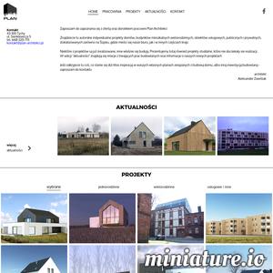 Architekci Śląsk to: indywidualne projekty domów, budynków mieszkalnych wielorodzinnych, obiektów usługowych. Korzystając z usług Plan Architekci to gwarancja jakości i unikalności. ./_thumb1/www.plan-architekci.pl.png