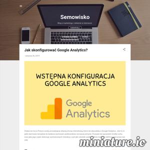 Blog na temat reklamy w internecie. Znajdziesz w nim kompleksowe porady i praktyczne wskazówki odnośnie narzędzi do analizowania wyników kampanii SEM, które krok po kroku przeprowadzą Cię przez proces instalacji oraz ich dalszej konfiguracji. Skupiam się przede wszystkim na opisywaniu funkcji najpopularniejszych programów, takich jak Google Tag Manager, Google Analytics, Google Optimize, Google Search Console, ale nie tylko. Blog kierowany jest zarówno do reklamodawców, jak i doświadczonych specjalistów.