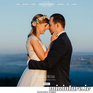 Dzień ślubu minie szybko, ale zdjęcia będą trwały wiecznie! Proponuje ponadczasowy reportaż ślubny, który zachwyca i wzrusza. Fotograf ślubny Marcin Pluta.